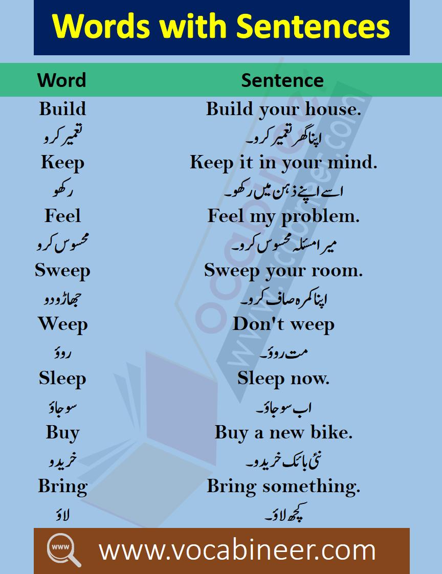 English word meaning in Cambridge English
