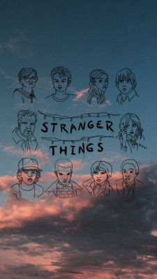 Stranger things wallpaper tumblr fondos de pantalla for Fondo de pantalla stranger things