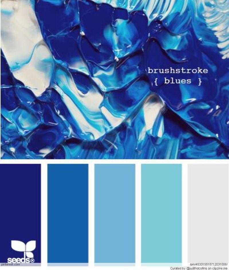 Wandfarbe Farbpalette Hornbach Wandfarben Grau Blau: Farben Und Tapeten, Farbenspiel Und