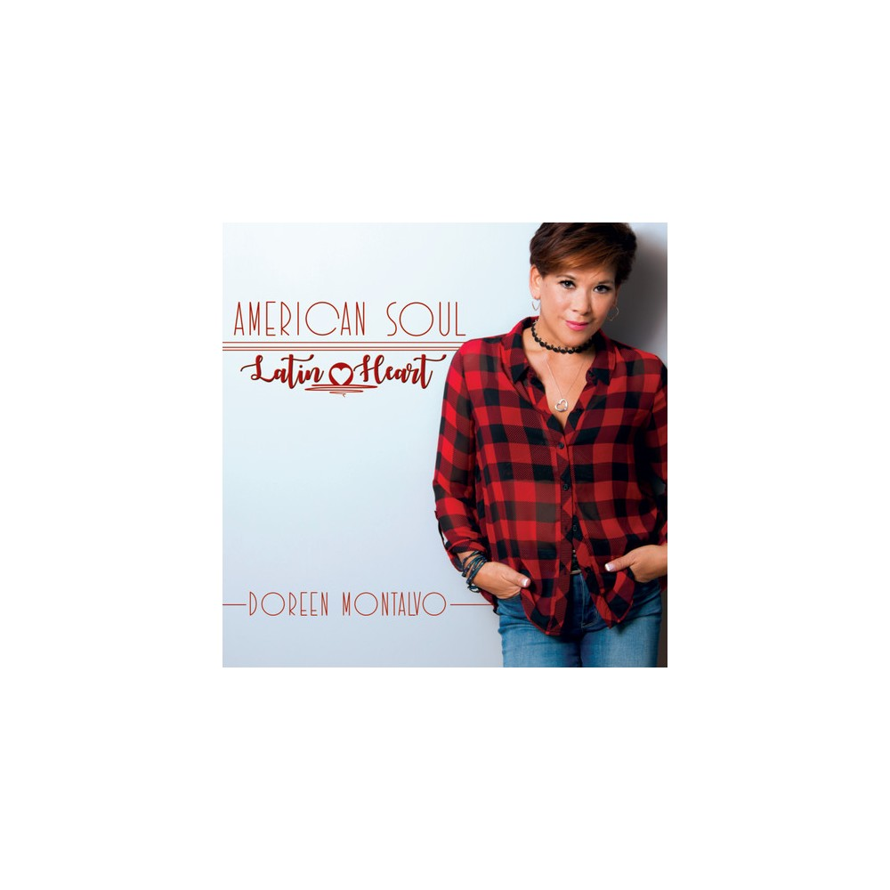 Doreen Montalvo American Soul Latin Heart Cd Products In
