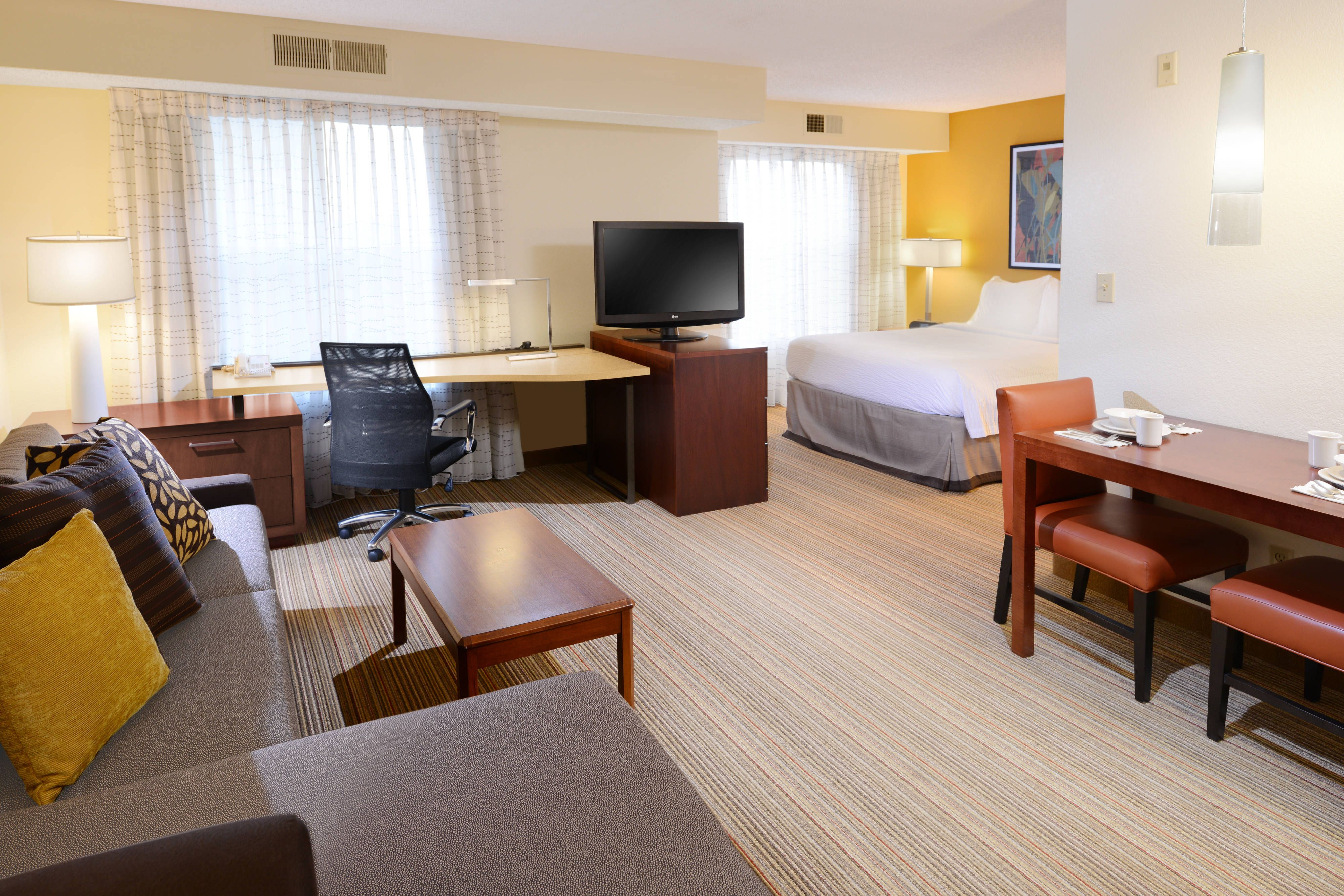 Residence Inn Dallas Richardson Studio Suite Hotels