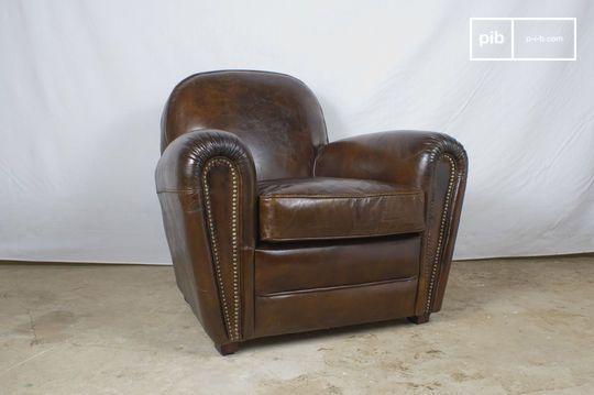 Welp Afbeeldingsresultaat voor oude leren stoel | Stoelen, Leer TM-83
