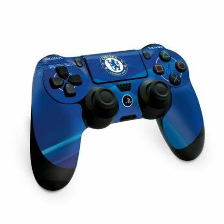 PS4 Controller Skin Chelsea F.C STICKER ONLY Ps4