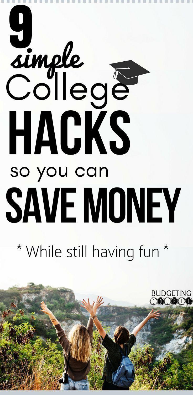Nutzen Sie diese College-Hacks, um als Student in diesem Jahr Geld zu sparen! Diese super einfachen ... - #als #CollegeHacks #Diese #diesem #einfachen #Geld #Jahr #nutzen #Sie #sparen #Student #super #um #zu - Geld Photo Blog #startsavingmoney