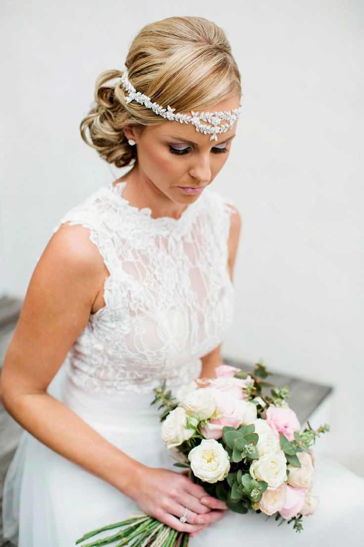 Bridal Hairstyles With Headband And Veil | Hair