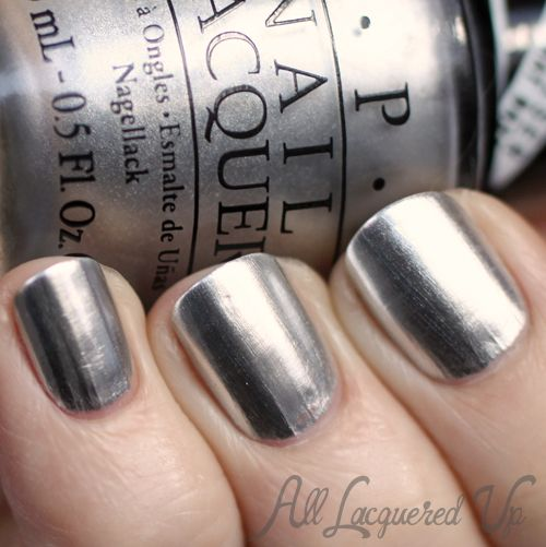 Gwen Stefani For OPI Nail Polish Collection Swatches