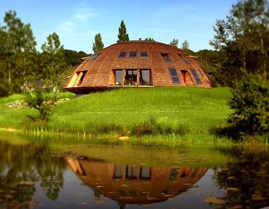 Eco Factor: Sustainable dome house by Domespace Homes. Manufactured by  Domespace Homes, the Solaleya Dome House is a solution to the ever growing  demand for ...