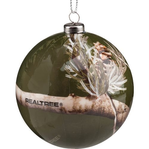 Realtree Color Camo Christmas Ornaments 4-Pack # ...