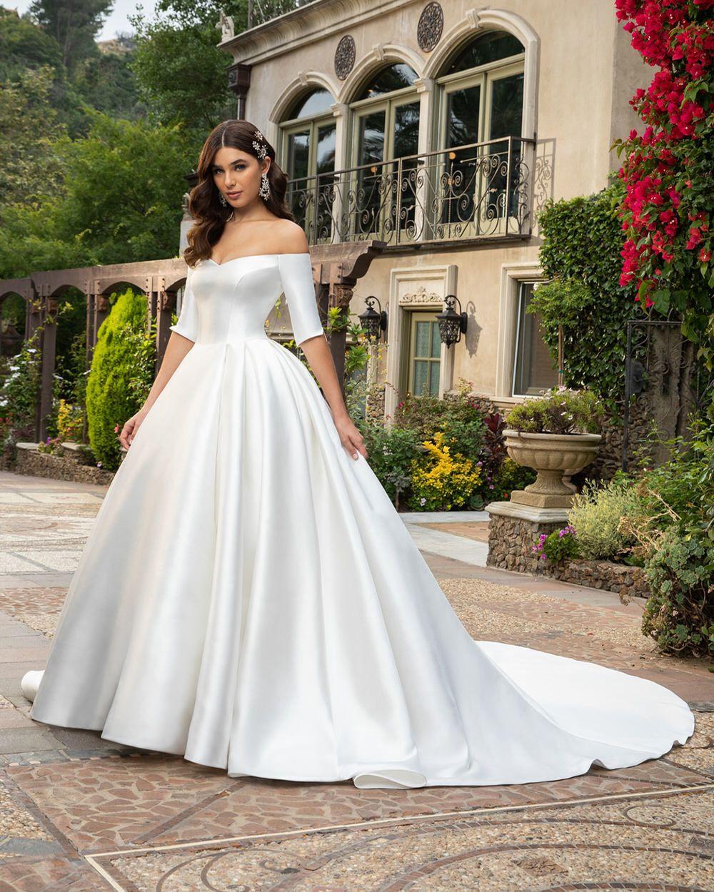 Casablanca 2020 Wedding Gowns Fresh for Spring ⋆ Ruffled
