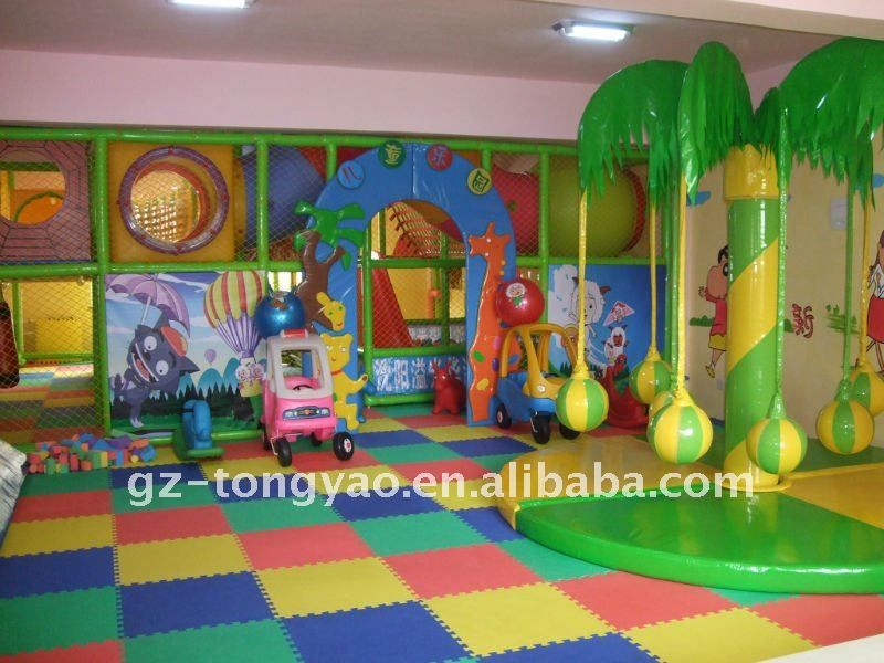 2013 Daycare Indoor Playground Equipment - Buy Playground Equipment ...