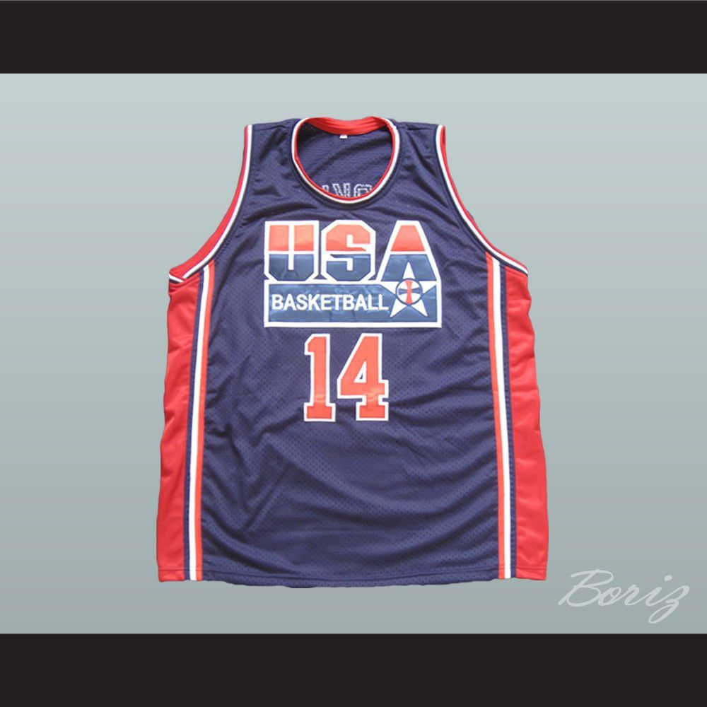 16bab2bc8d8 USA Dream Team Basketball Jersey Any Player or Number Custom Made. SHIPPING  TIME IS ABOUT 3-5 weeksI HAVE ALL SIZES and can change Name and #(Width of  your ...