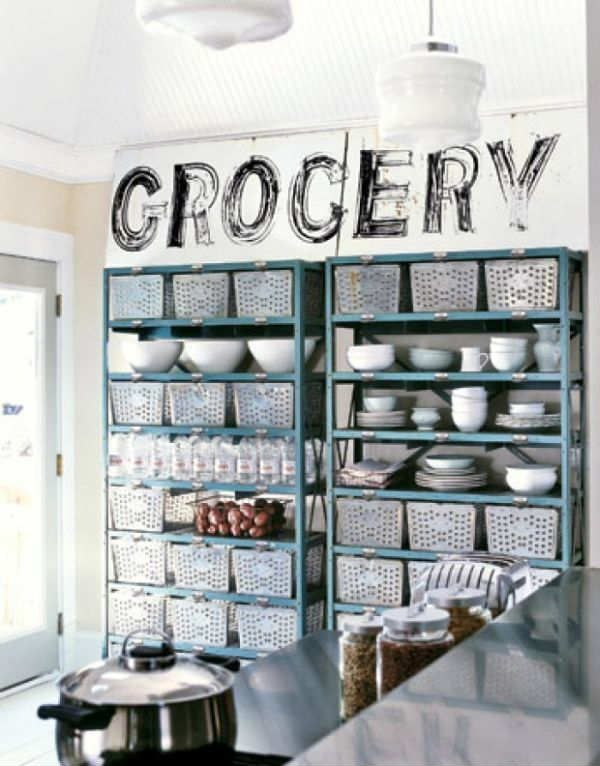 Wonderful Creative Storage Solutions | 10 Inspiring Pantry Designs   Tinyme Blog