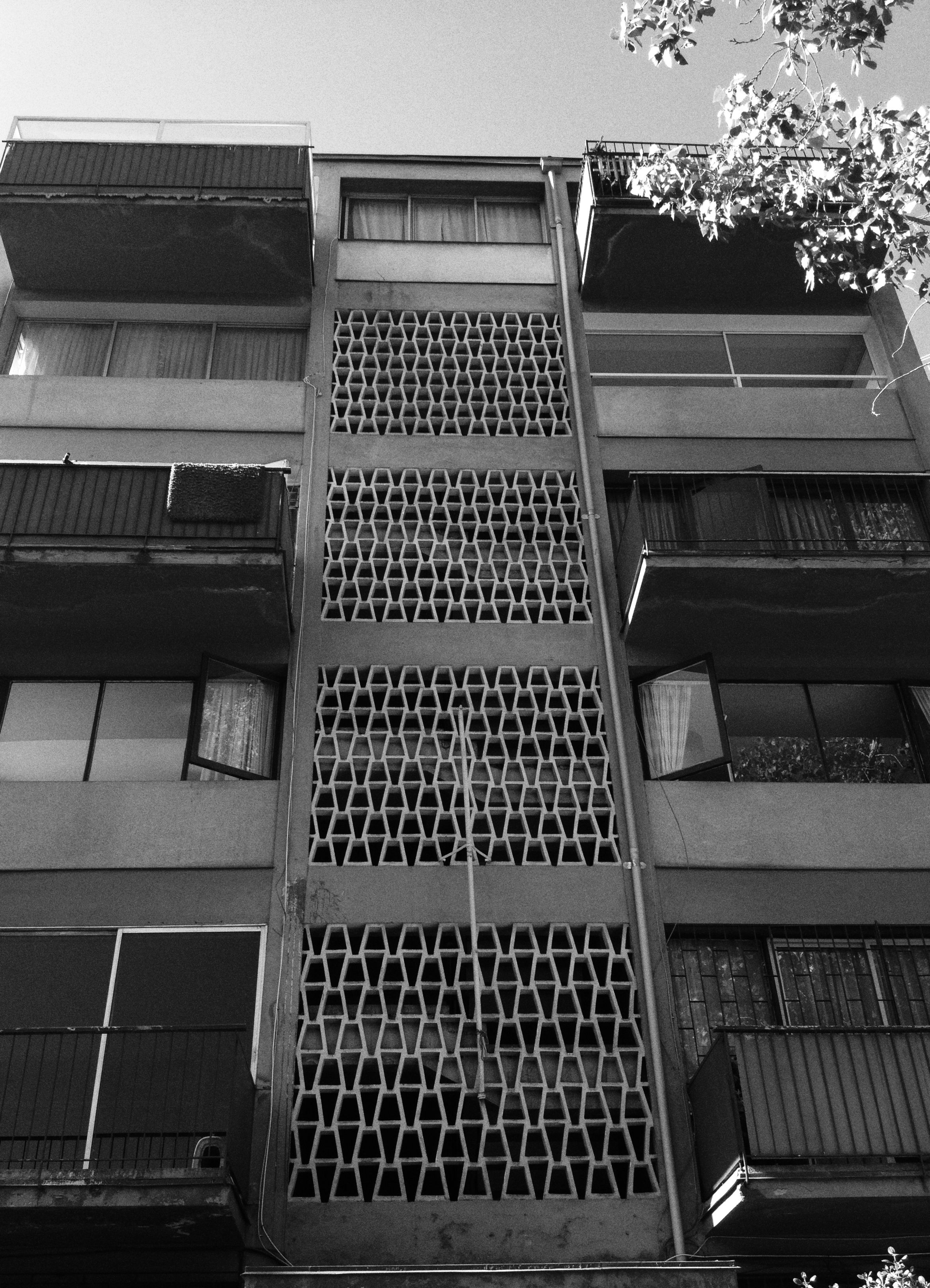 Carlos Antunez Santiago Chile Architecture Concrete Block Walls Cladding Materials