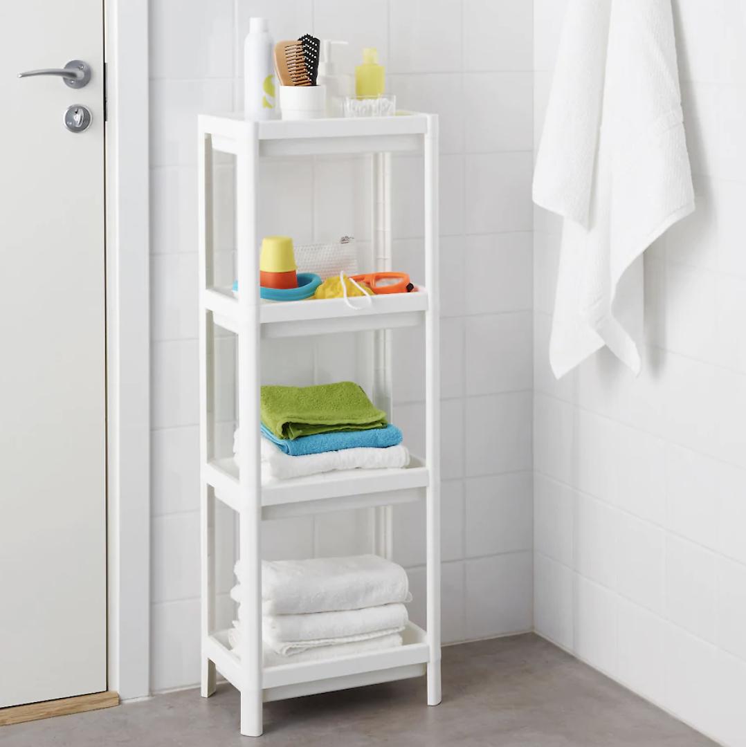 Ikea Vesken Shelf Unit 2 Colors Ikea Dealsplus Bureau