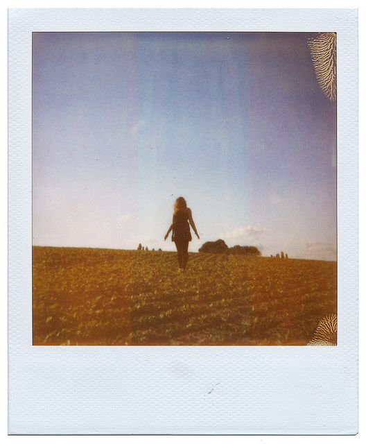 Polaroid photography by Frederik Vandewalle, via Flickr