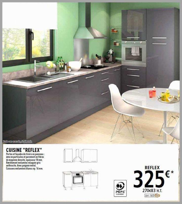 brico depot meuble de cuisine haut impressionnant changer