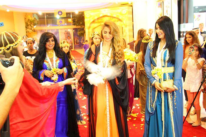 الجمال والموضة في بازار الريم في رمضان دبي Al Reem First Ramadan Bazaar Zelda Characters Princess Zelda Fictional Characters