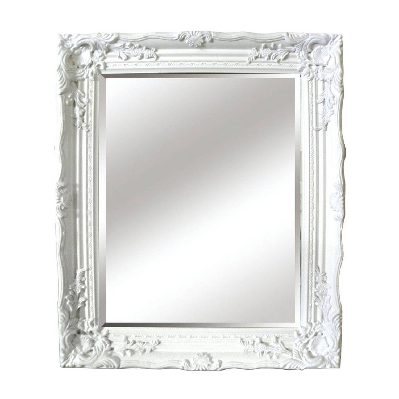 Buy Antique White Ornate Mirror | Mirrors | The Range ...