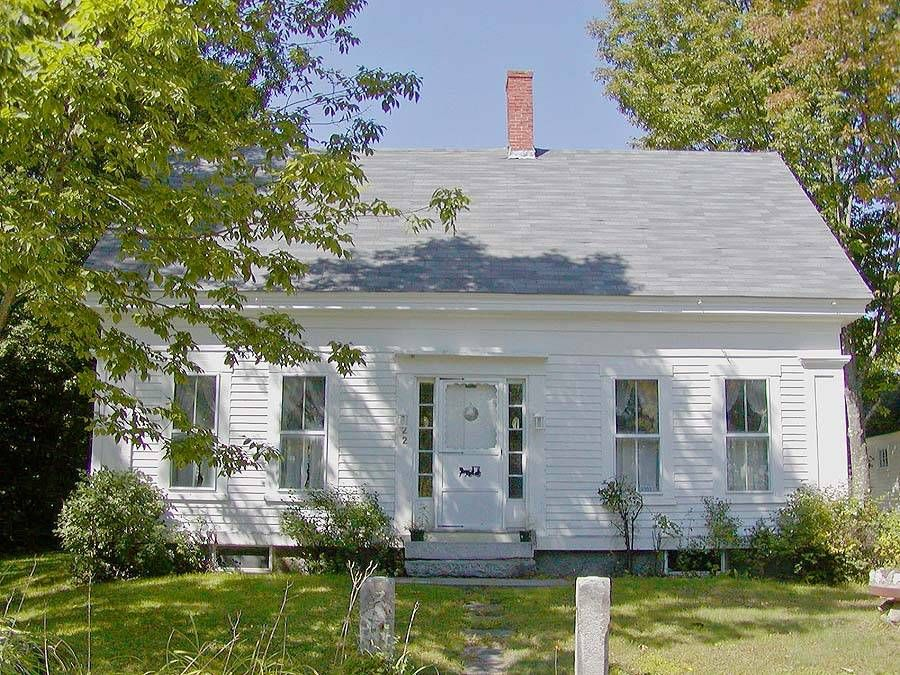 Guide To Colonial American House Styles From 1600 To 1800 Cape