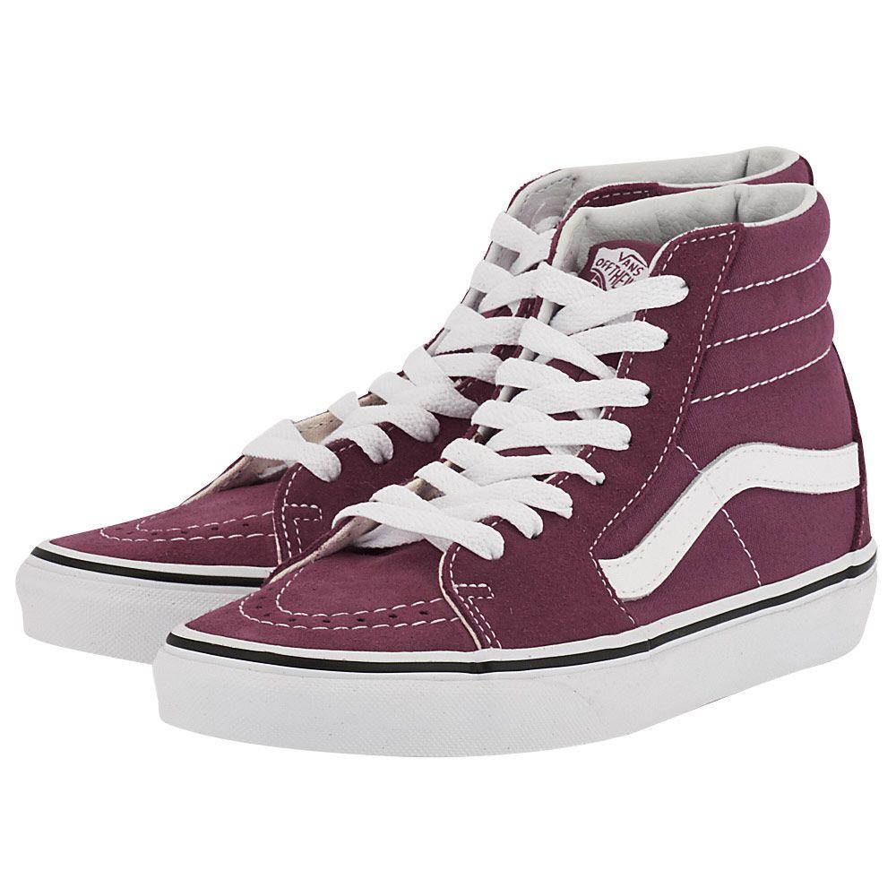 f77a4621f2e Ψηλά αθλητικά παπούτσια UA SK8-Hi – VANS Εξωτερικά: 56% Δέρμα, 44 ...
