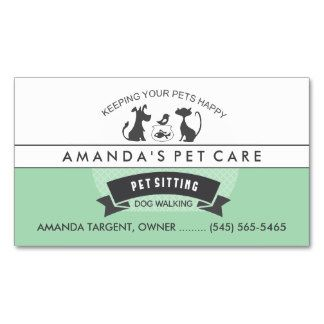 Pet sitter business cards acurnamedia pet sitter business cards colourmoves
