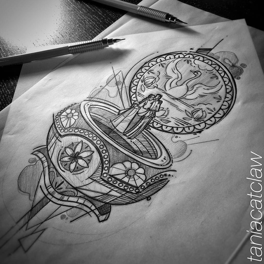 anastasia #sketching #iblackwork #ink   Tattoos   Pinterest ...