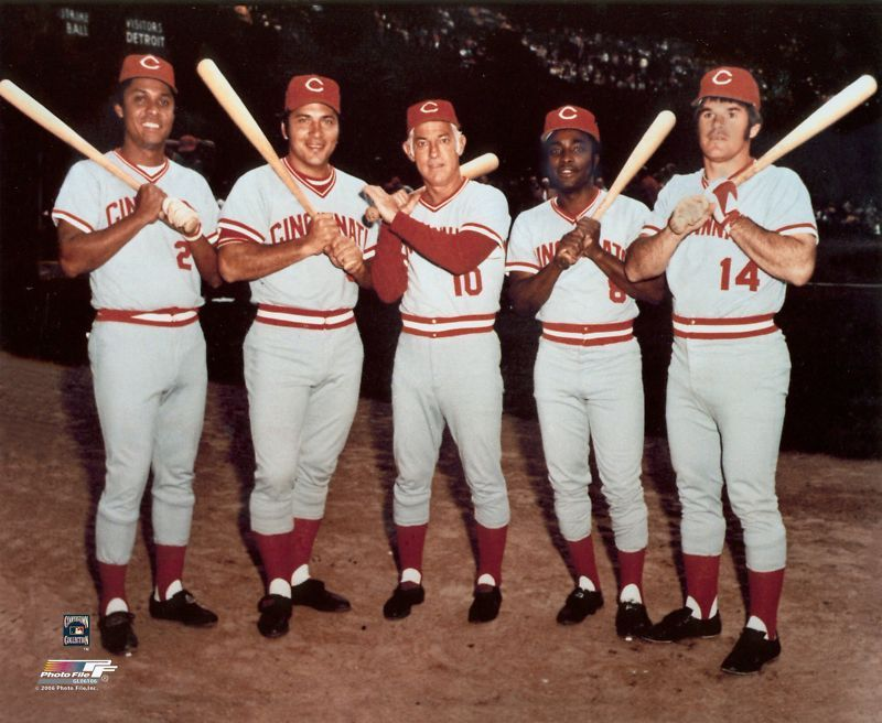 Image result for big red machine players