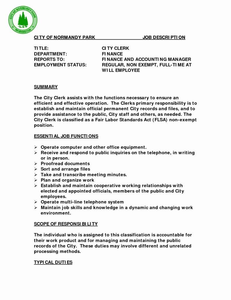 20 grocery store clerk resume good resume examples
