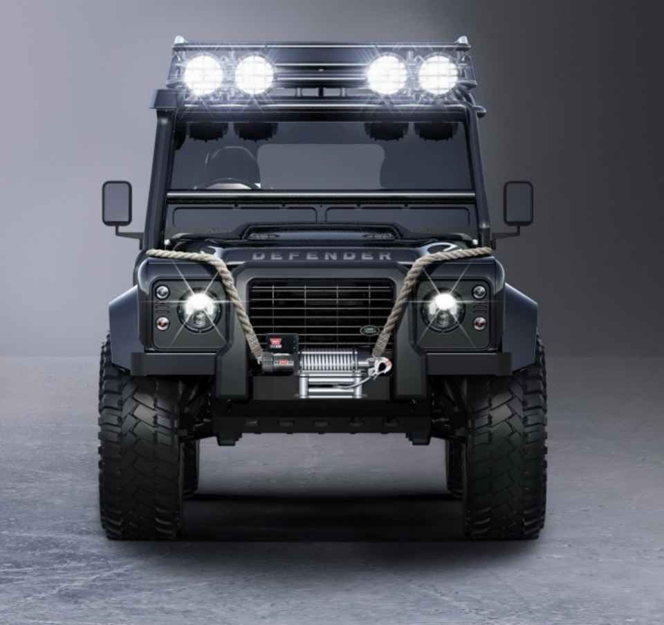 Jaguar And Land Rover Reveal Their Rides For James Bond Movie