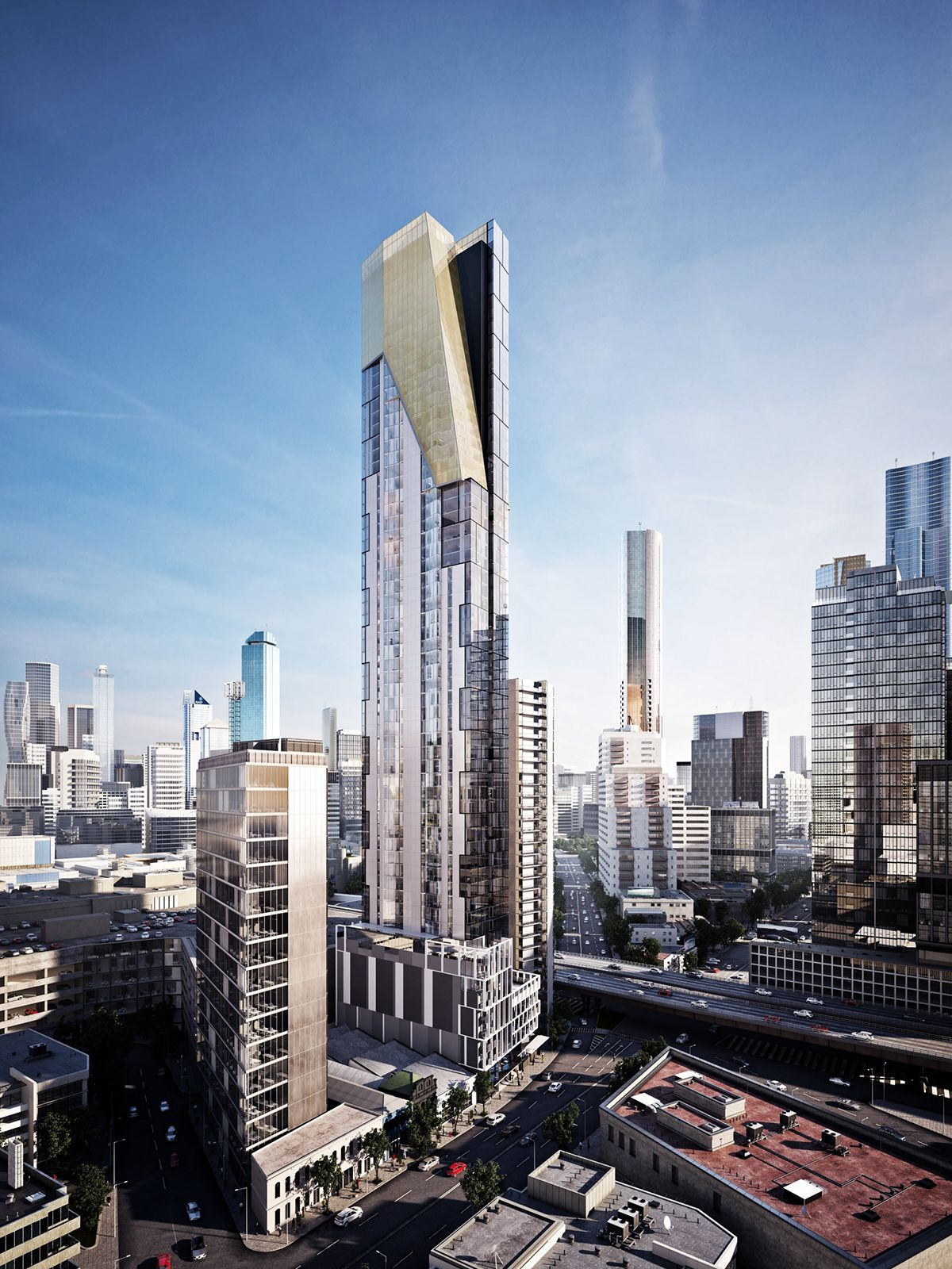 Melbourne Projects Construction Pagina Skyscrapercity