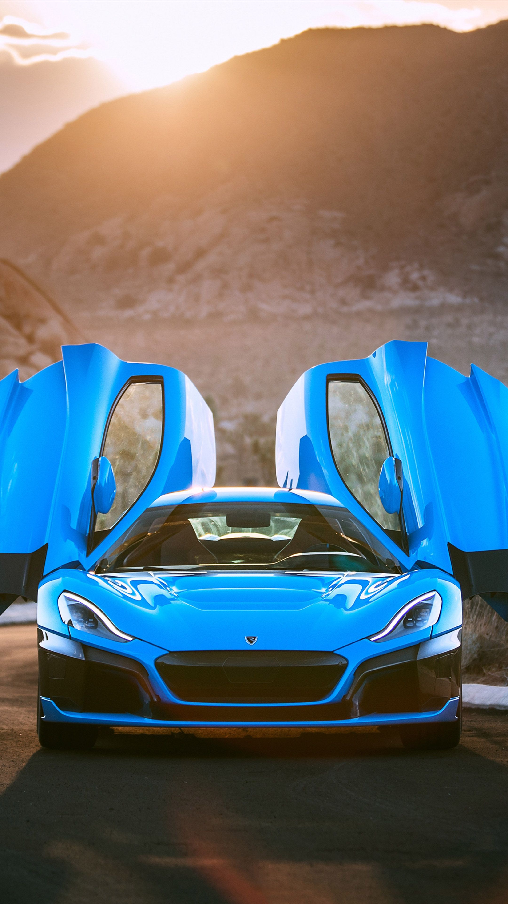 Galaxy Tablet Exotic Car Colorful Wallpaper