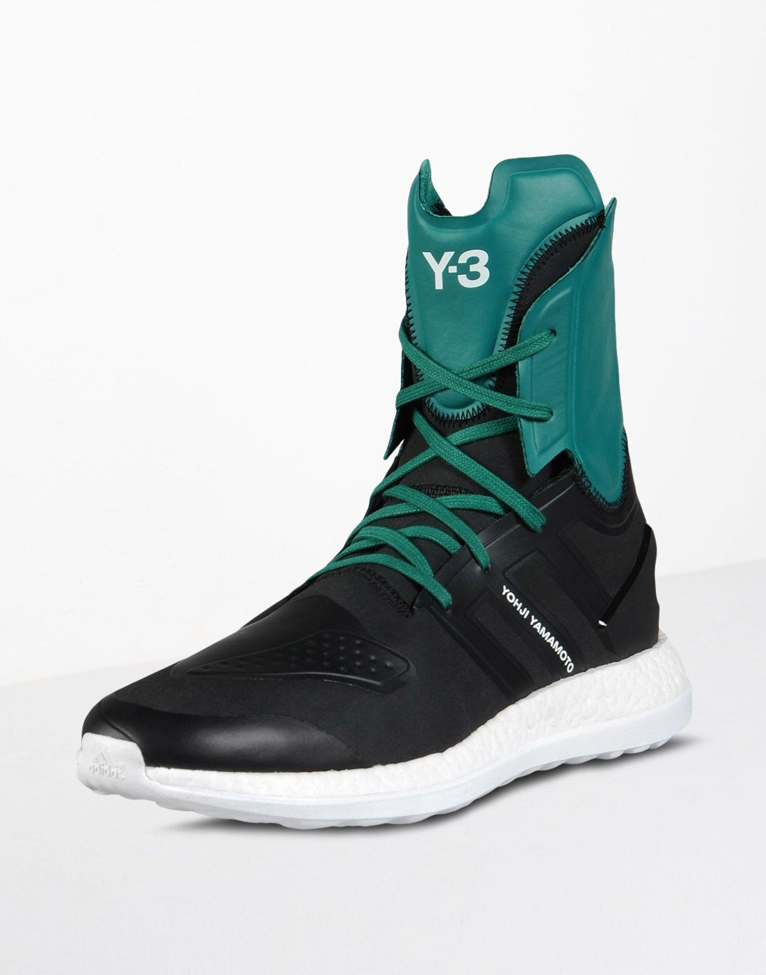 54276ecab4cee Y-3 PUREBOOST ZG HIGH Shoes man Y-3 adidas