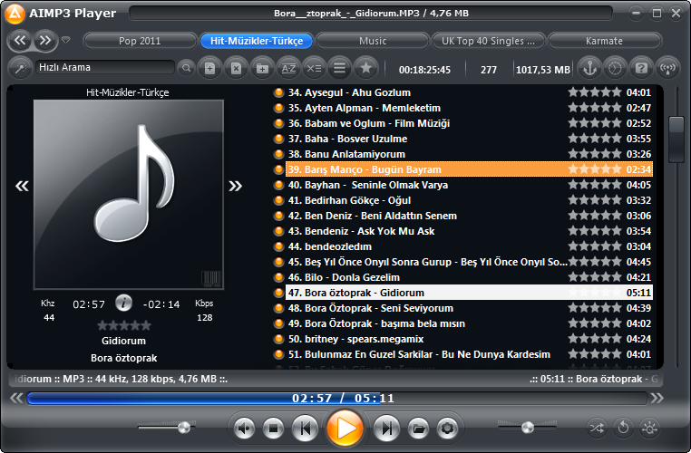 music player for pc free download