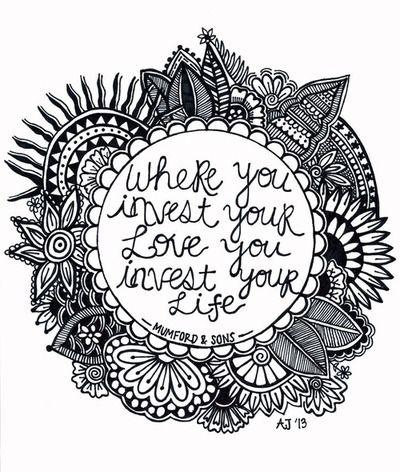 ☮ American Hippie Psychedelic Quotes ~ Life - Music Lyrics, Mumford ...