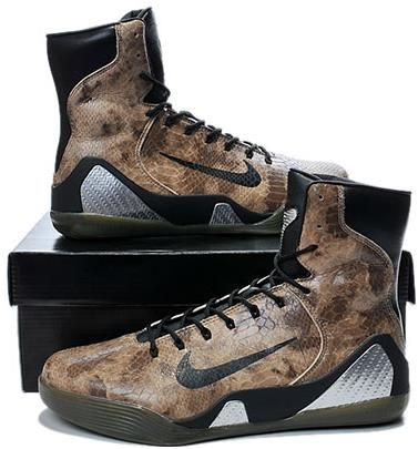 eeef566d6b34 Nike Kobe IX Elite Mens Basketball Shoes black Mamba