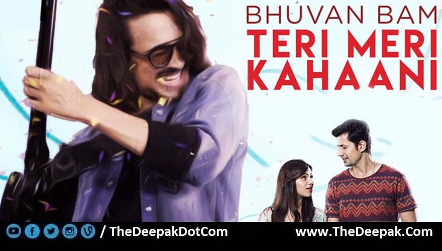 Thedeepak Presents Teri Meri Kahani Chords Strumming Pattern