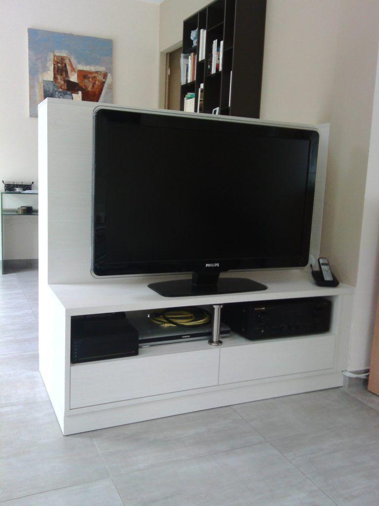 Meuble Tv En Separation De Pieces Kiosque Amenagement Meuble Separation Piece Meuble De Separation Meuble Tv En Coin