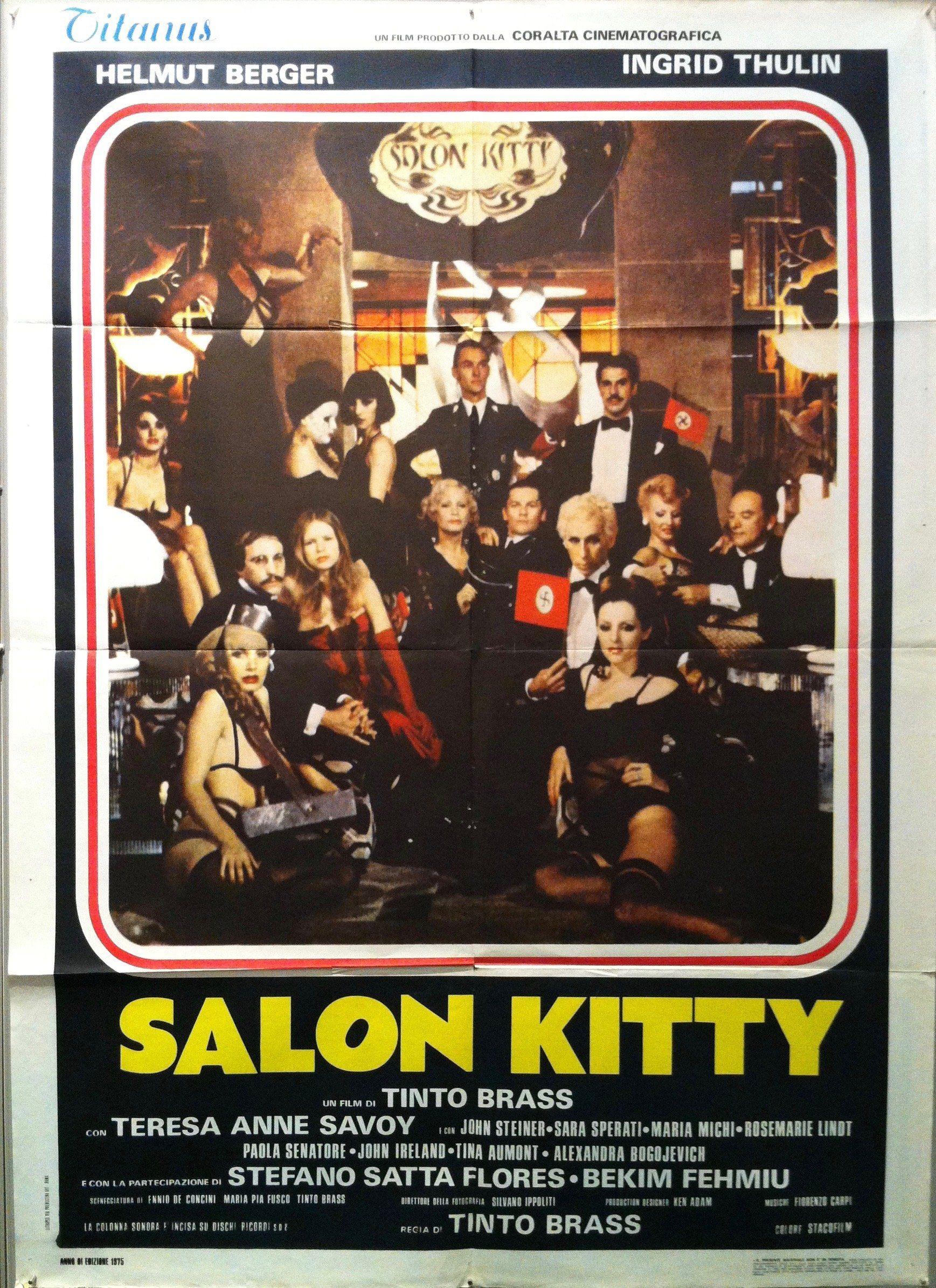 Salon Kitty Salons Anne Bancroft A Martinez