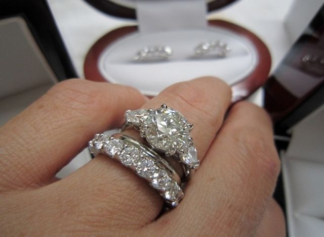 Show Me Eternity Bands With Engagement Ring Please Diamond Engagement Rings Vintage Unique Diamond Engagement Rings Dressy Jewelry