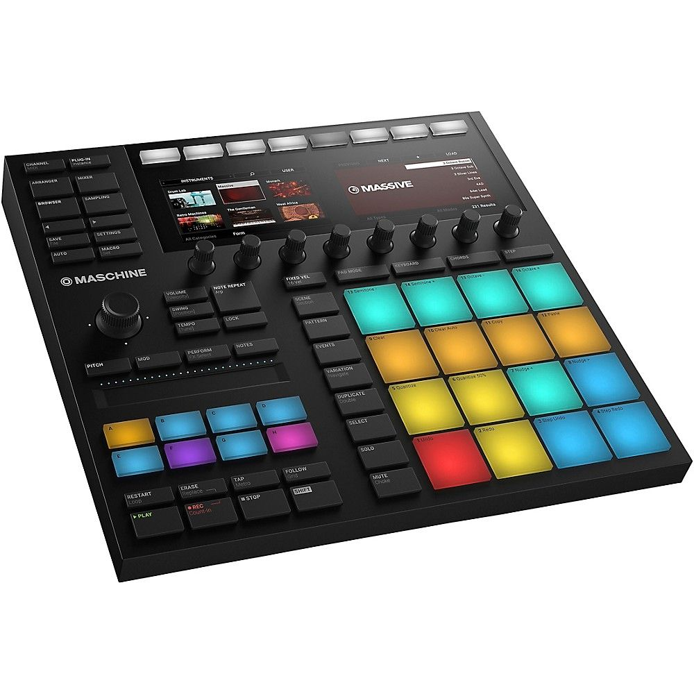 maschine mk3 in 2019 products native instruments drum machine instruments. Black Bedroom Furniture Sets. Home Design Ideas