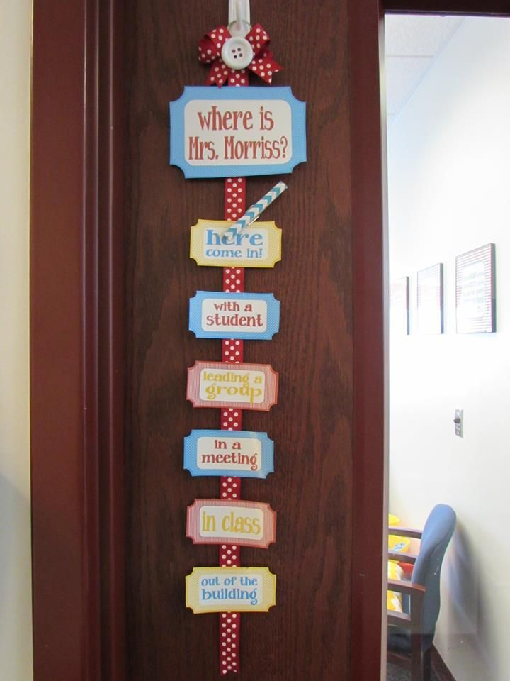 """Love this idea the best of all the """"Where is the school social worker"""" signs!!!!"""