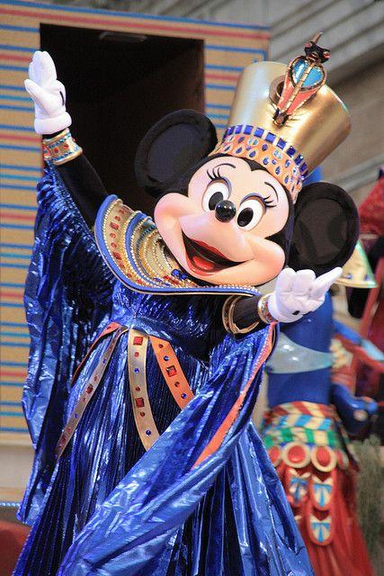 *MINNIE ~ 090927 Mysterious Masquerade by ナギ (nagi), via Flickr