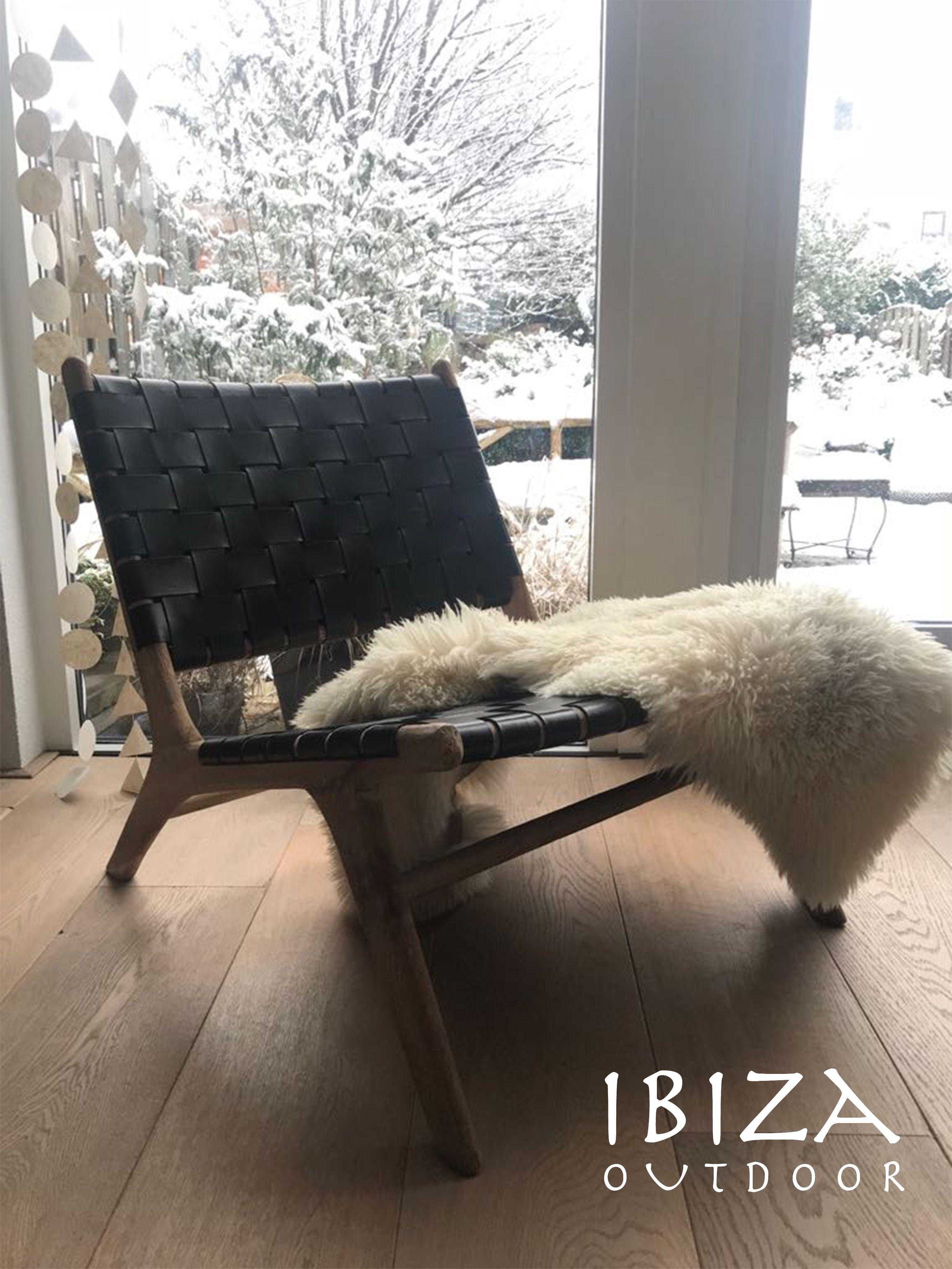 Leuke foto ontvangen van een klant. De prachtige Ushuaia loungestoel ...