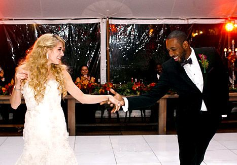 Gorgeous See Twitch And Allison Holker S Wedding Photo So You Think You Can Dance Celebrity Couples Wedding Looks