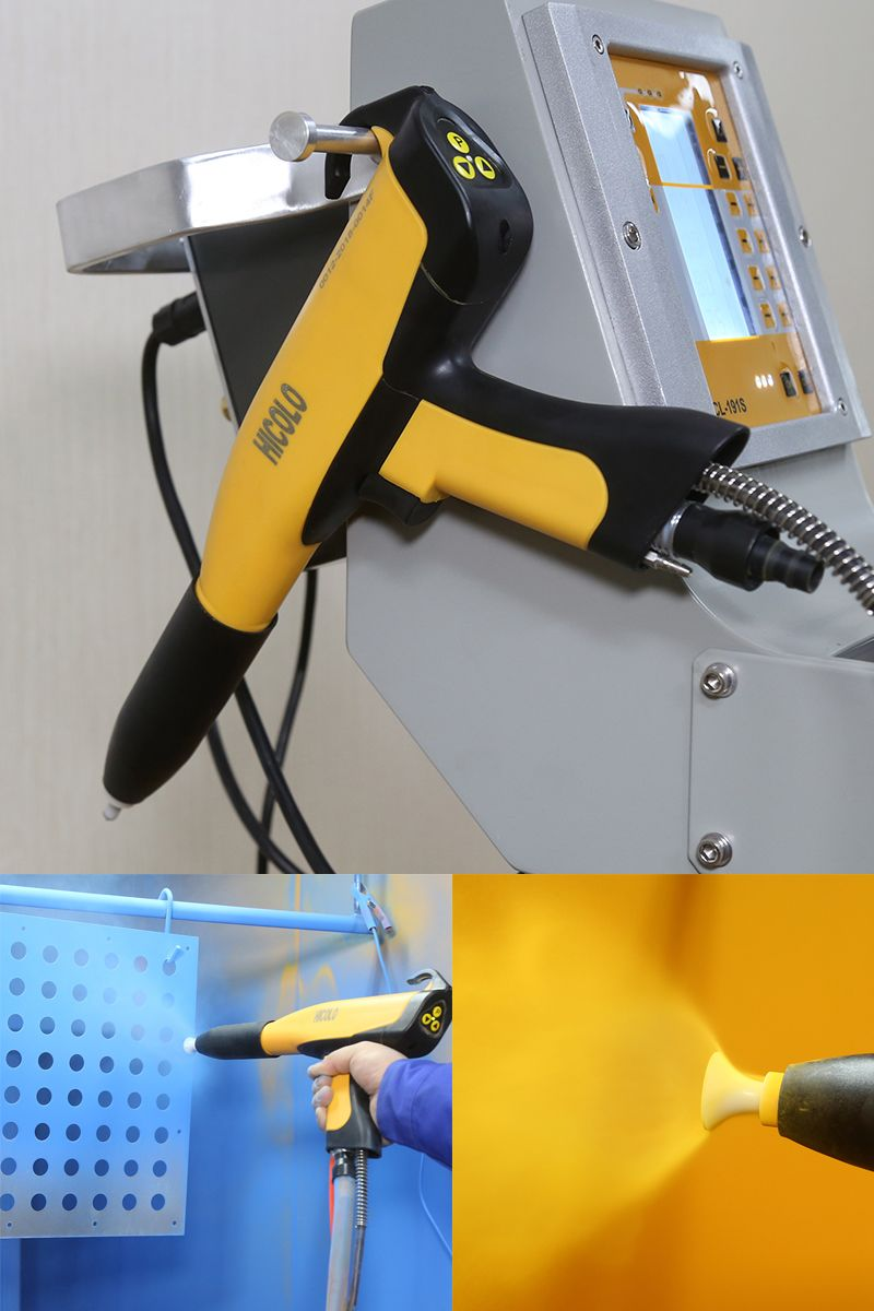 Pin On New Trolly Powder Coating Machine