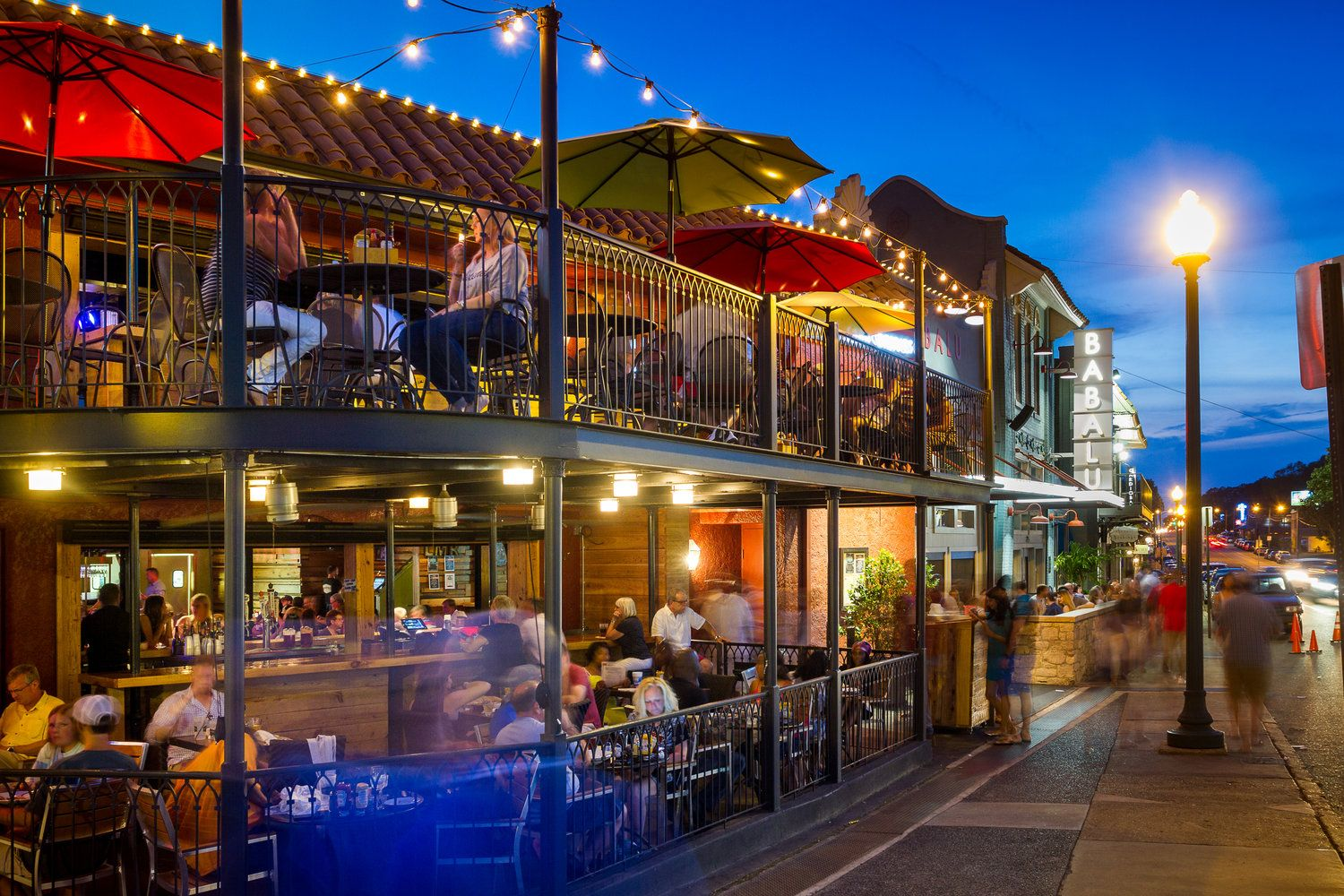 Overton Square is a revitalized neighborhood destination for food ...