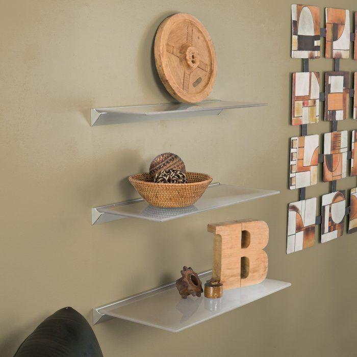 best useful tips floating shelves with lights sinks white floating rh pinterest com