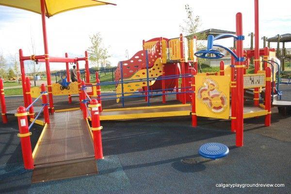 Alberta Children S Hospital Playground Childrens Hospital Outdoor Playground Playground