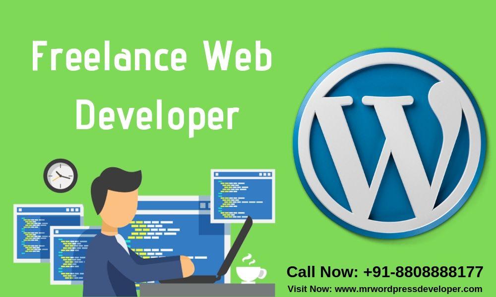 Hire Freelance Web Developer Freelance web developer