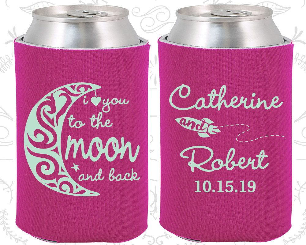 Love you to the moon and back, Wedding Giveaways, Spaceship, Moon ...